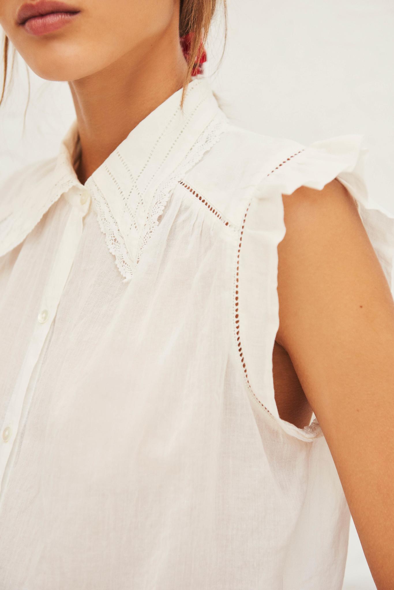 BOSSA chemise sans manches-4