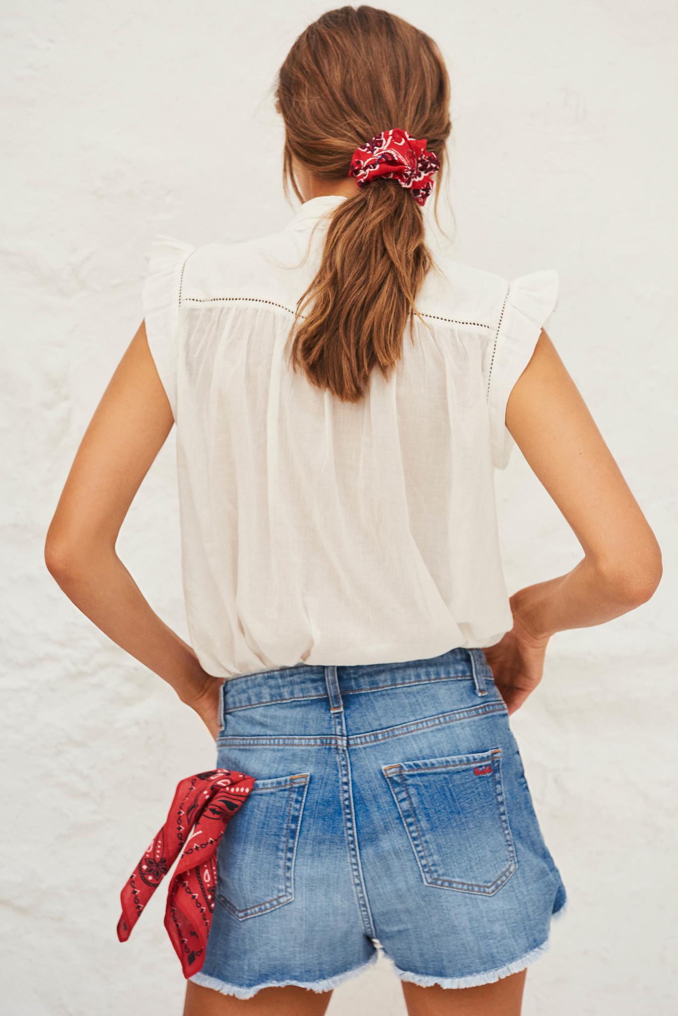 BOSSA chemise sans manches-5