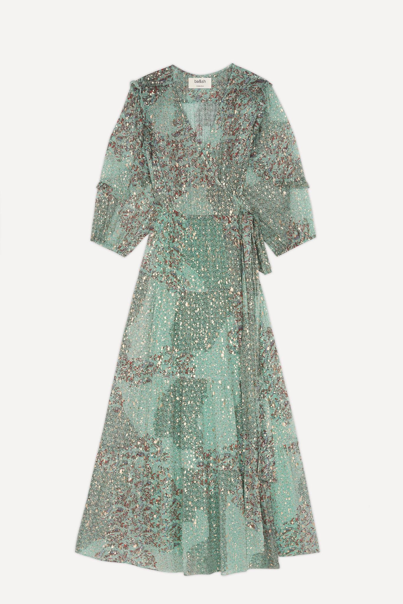 ORIANE robe longue-1