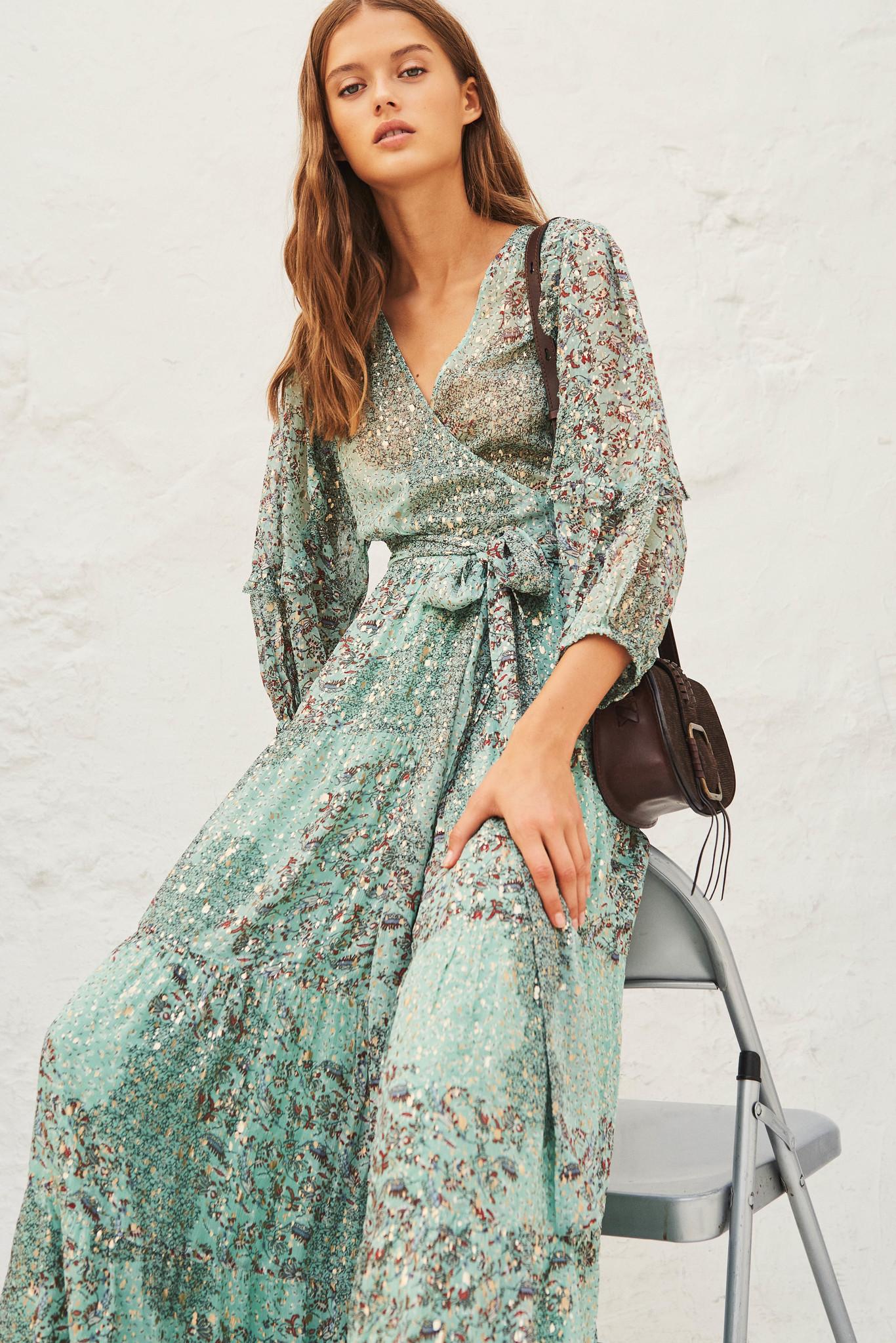 ORIANE robe longue-2