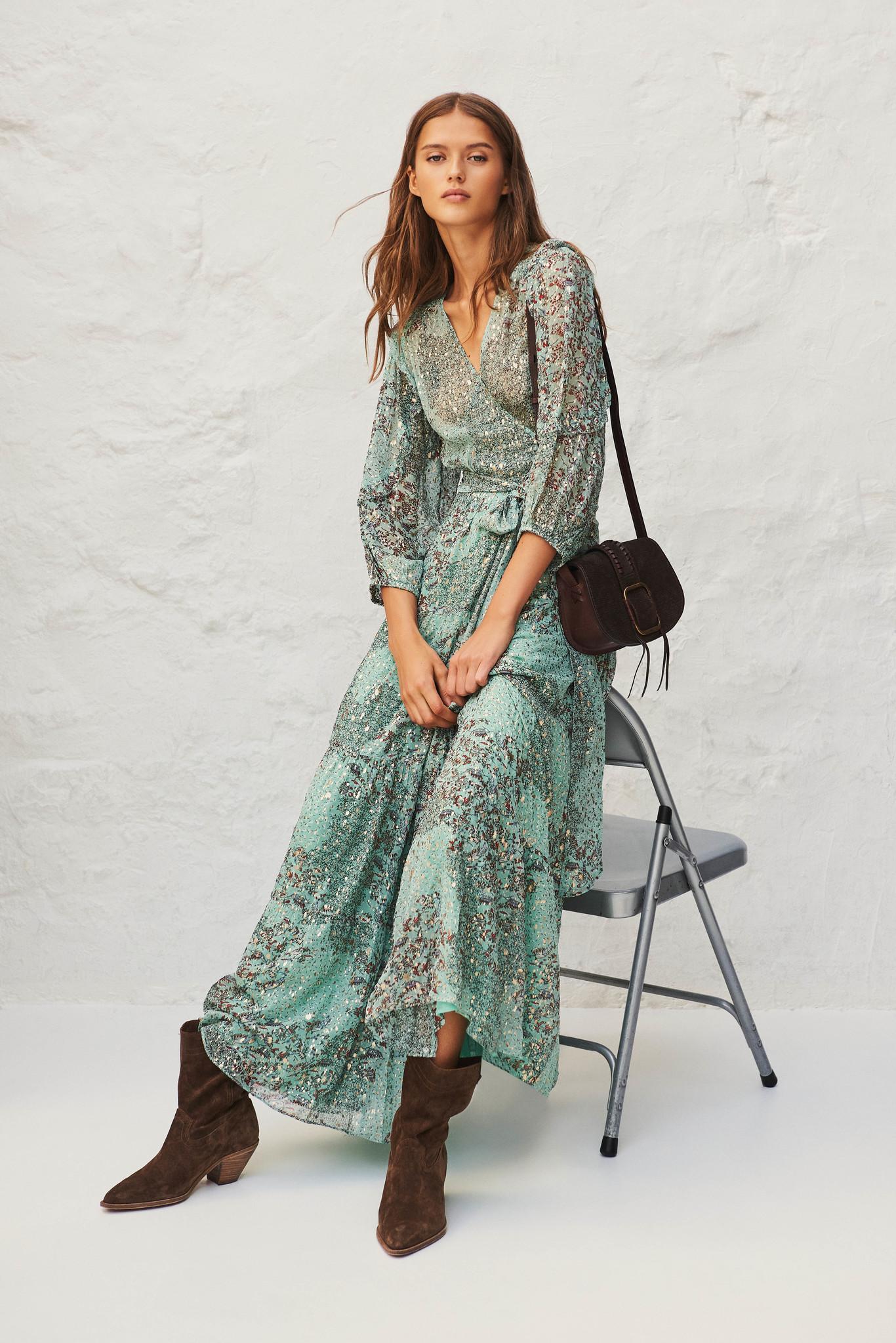 ORIANE robe longue-3