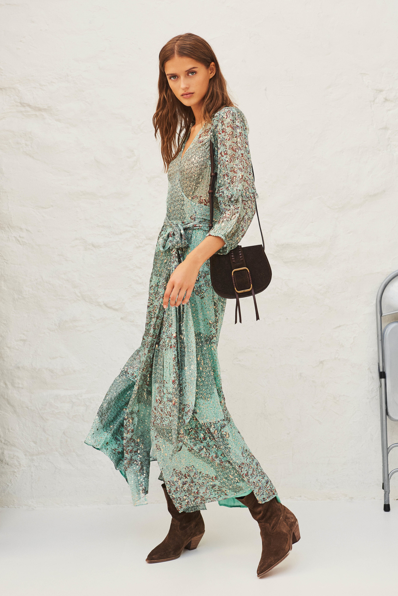 ORIANE robe longue-4