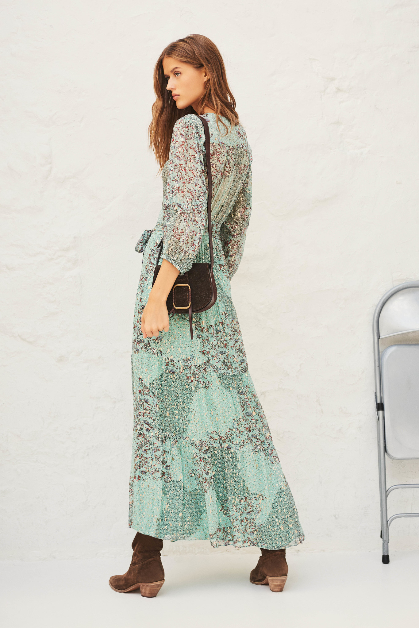 ORIANE robe longue-5