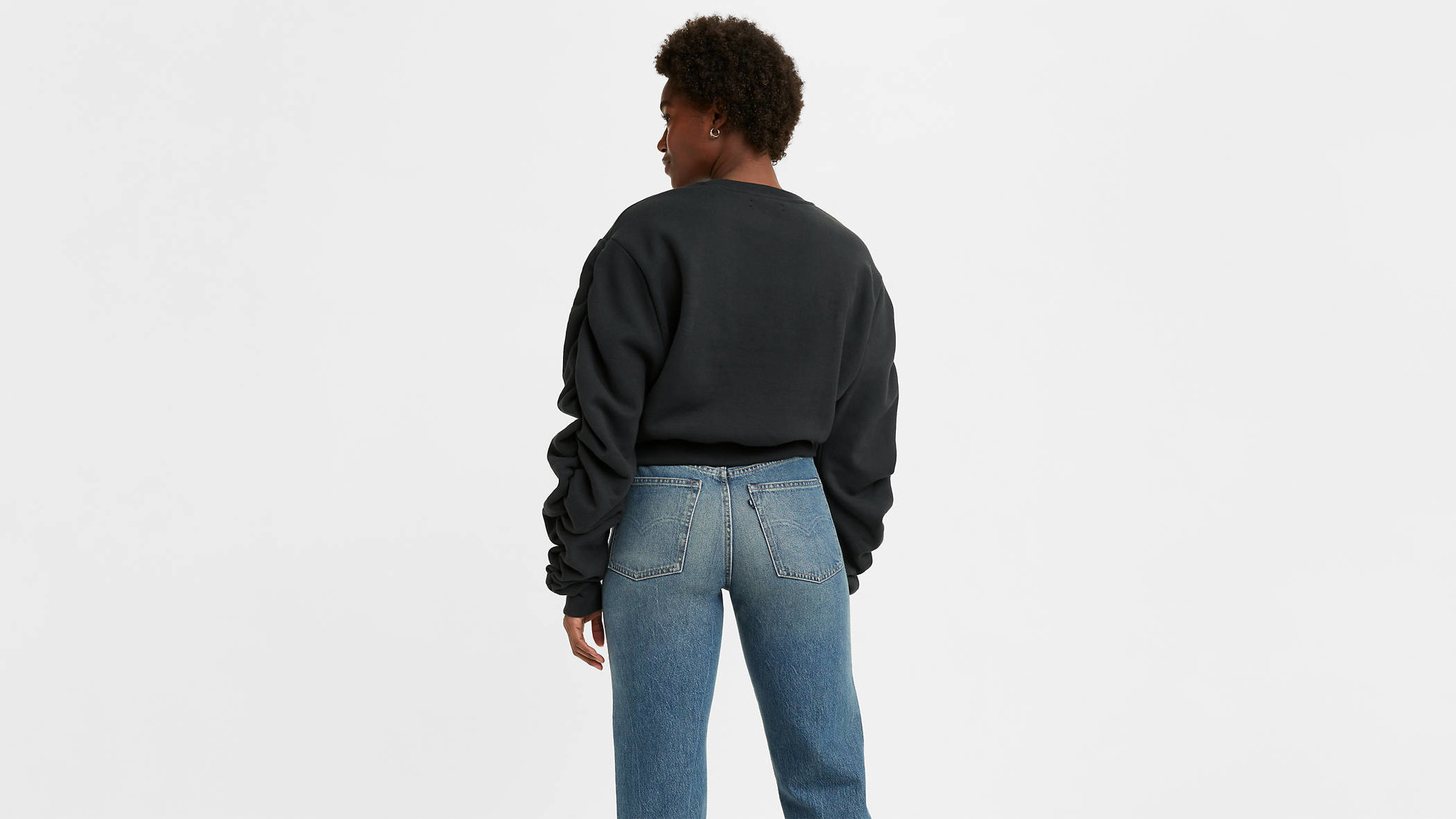 SWEATSHIRT LEVI'S® MADE & CRAFTED® RIPTIDE-2