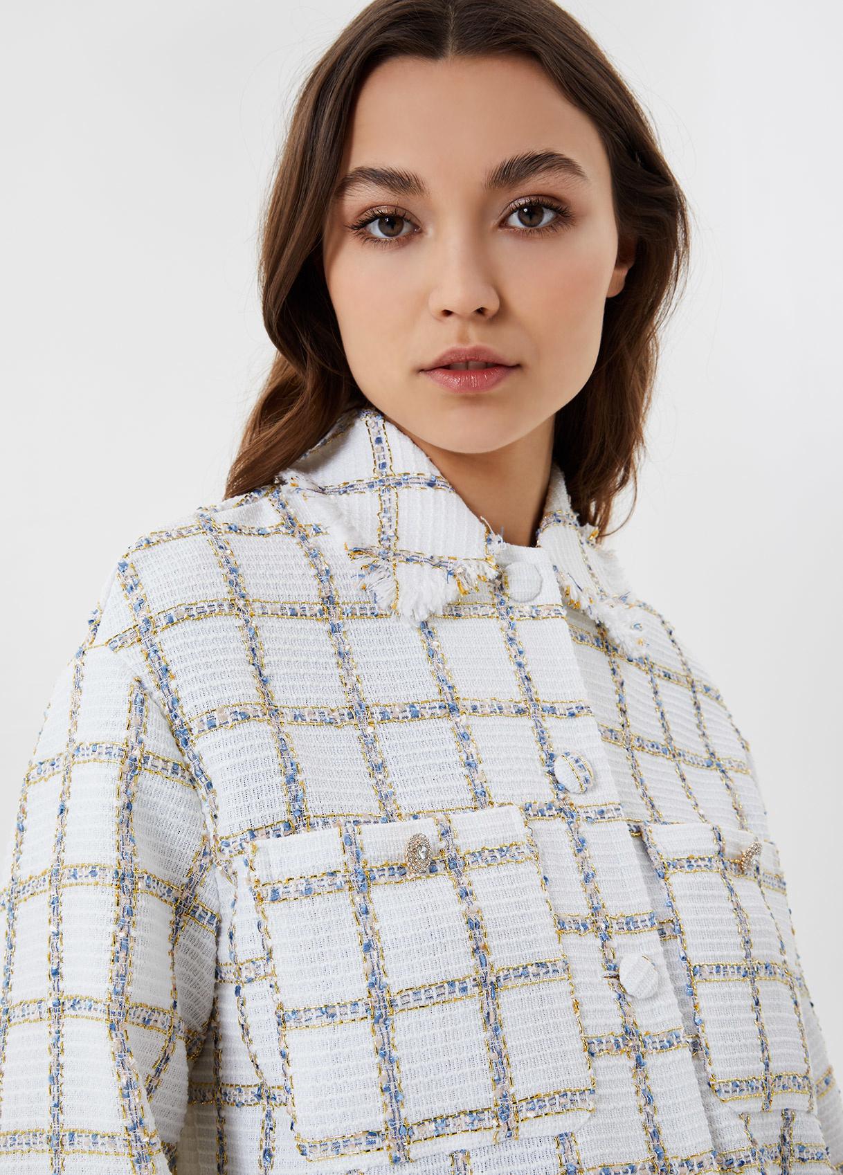 LIUJO veste avec boutons-2