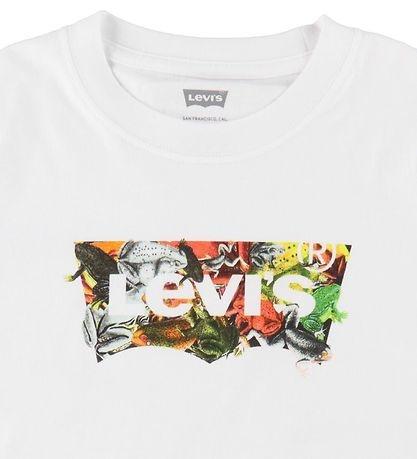 LEVIS KIDS T-shirt Levis - UV - Blanc w. Impression-2