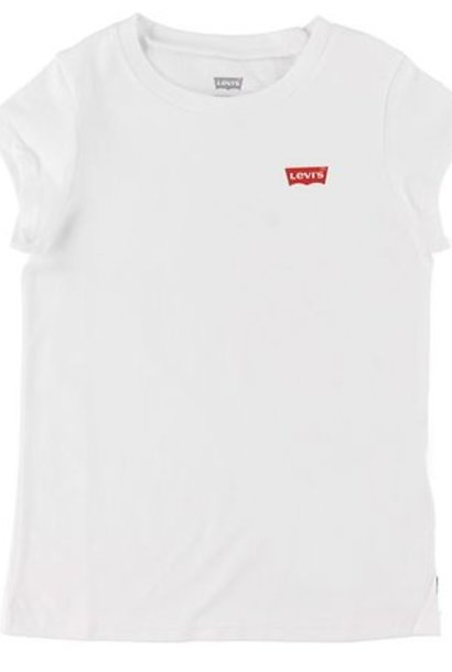 LEVIS KIDS  T-shirt Levis - Blanc w.  Logo