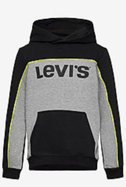 LEVIS KIDS - LVB PIPED PULLOVER HOODIE
