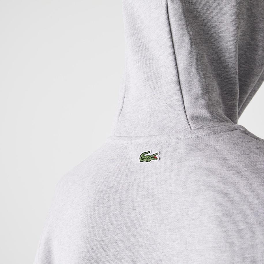 LACOSTE Sweatshirt à capuche avec badge-6