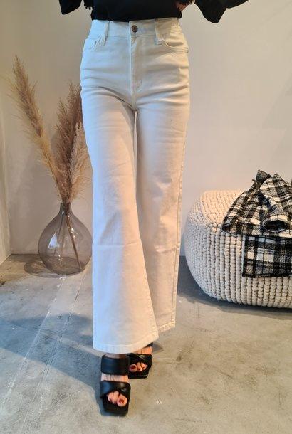 BARBARA jeans blanc
