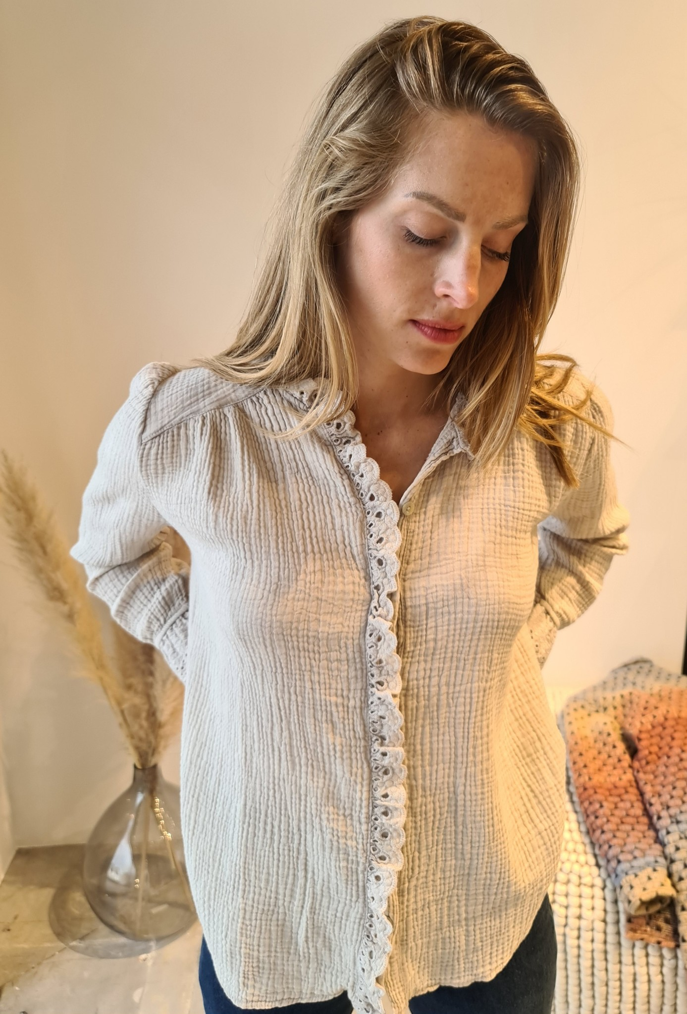GENEVE blouse-1