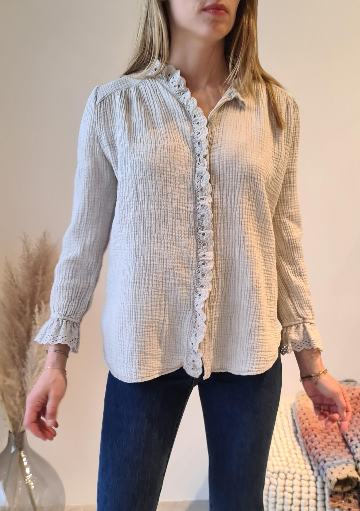 GENEVE blouse-5
