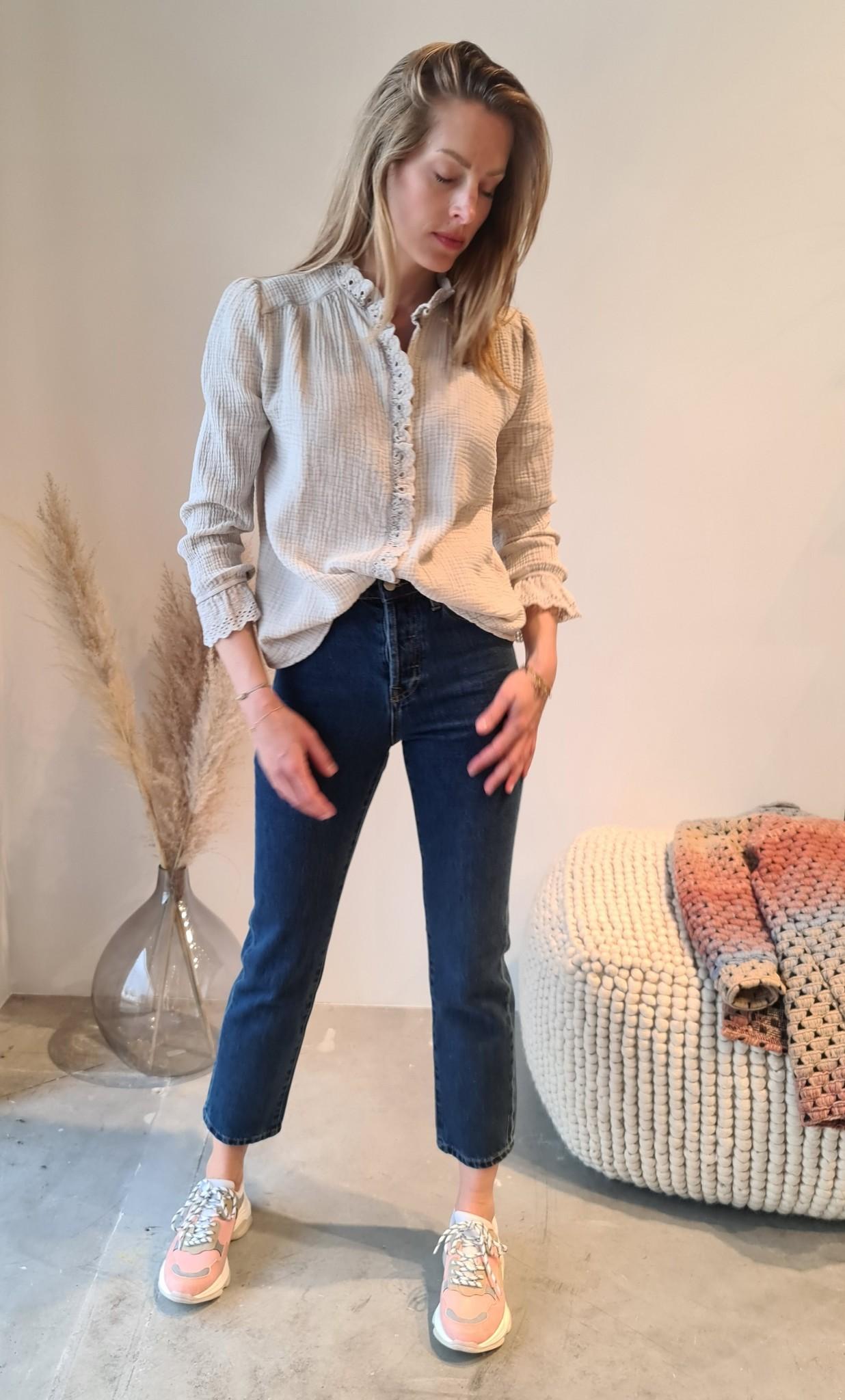 GENEVE blouse-6