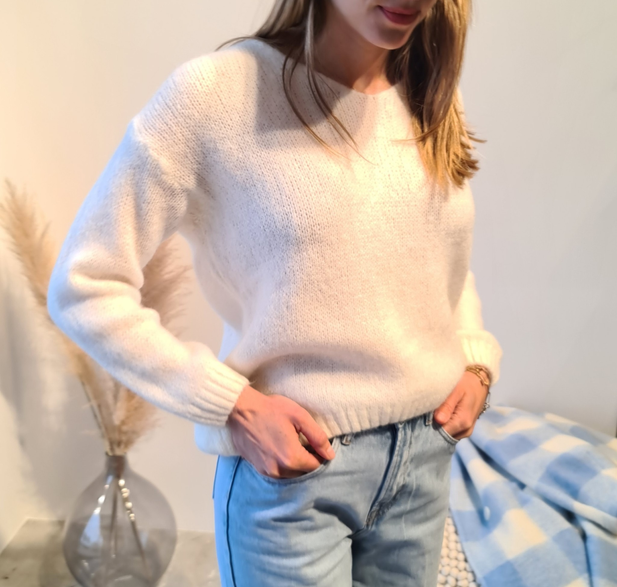 NELLY pull blanc-6
