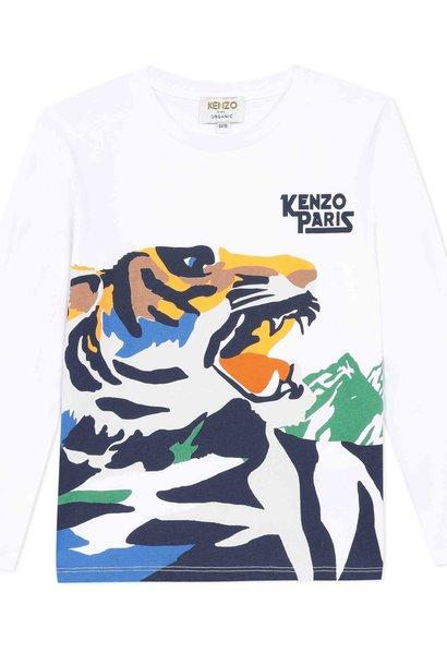 KENZO KIDS Tee-shirt avec dessin
