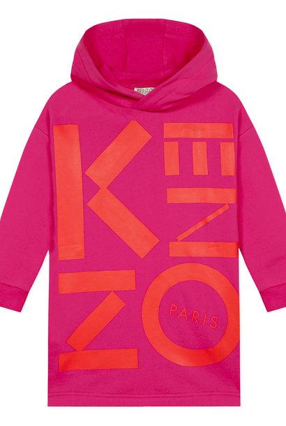 KENZO KIDS Robe avec motif kenzo