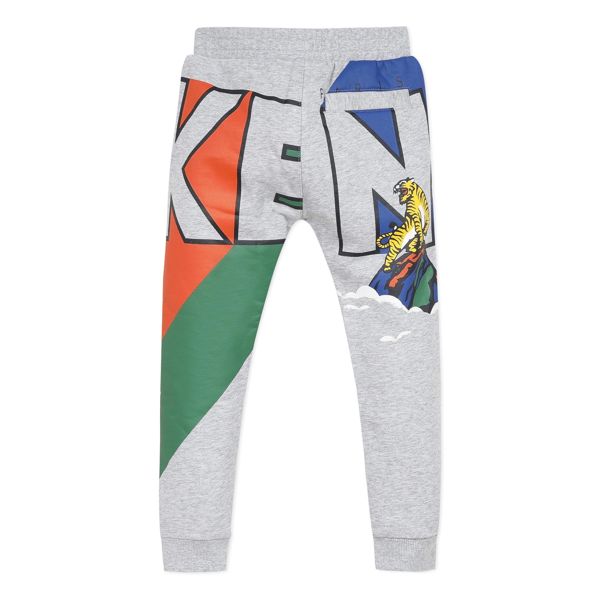 KENZO KIDS Pantalon avec motifs-2