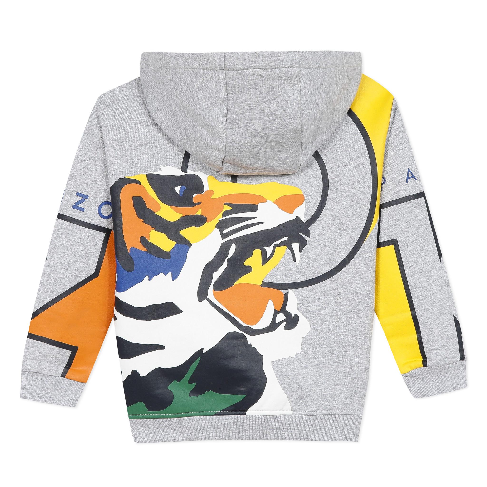 KENZO KIDS cardigan motifs-2