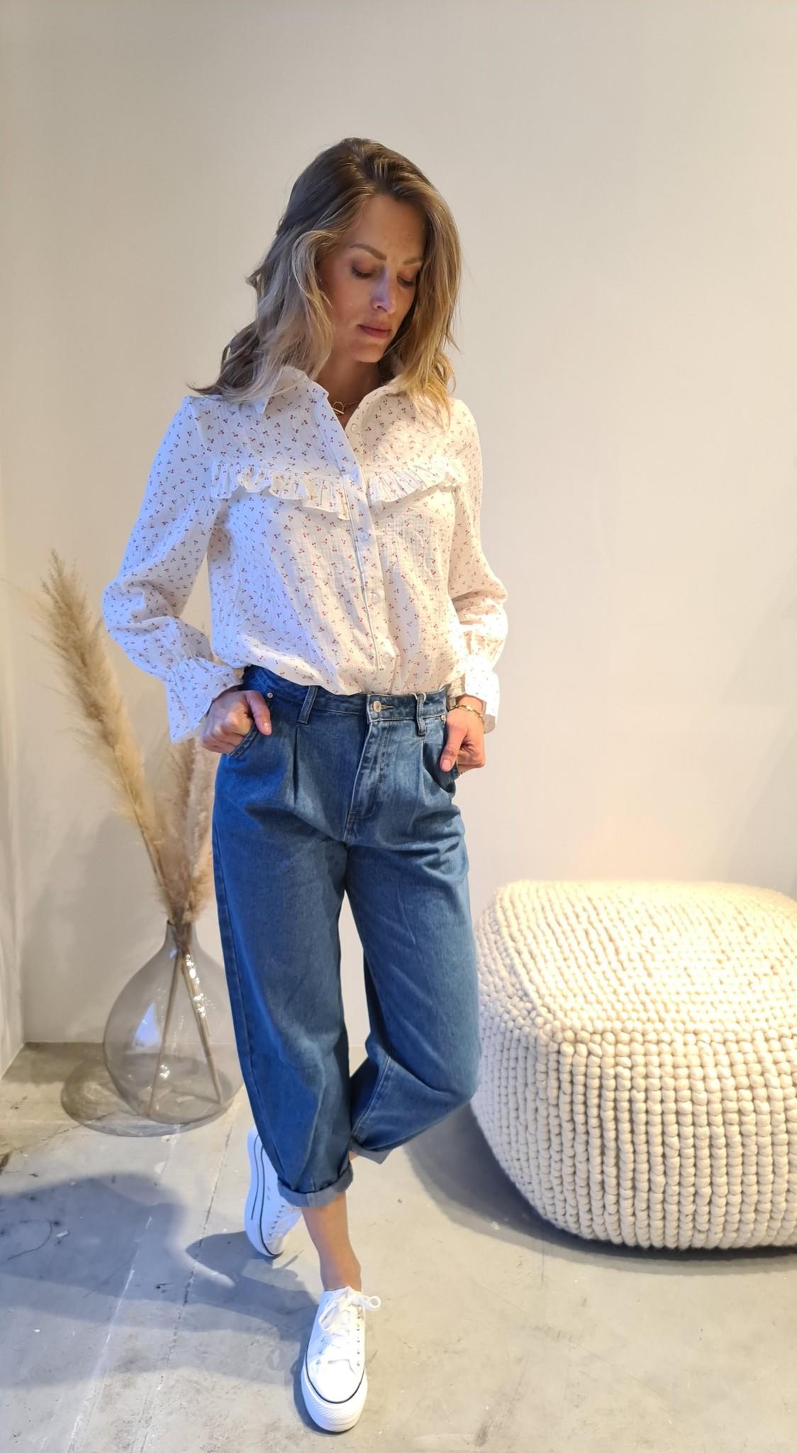 FLORE chemise-2