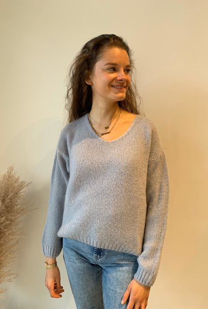 NELLY pull gris