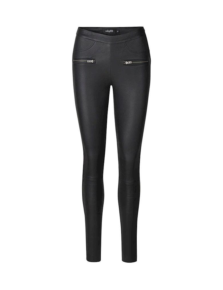 MBYM pantalon en cuir boss bonnie-1