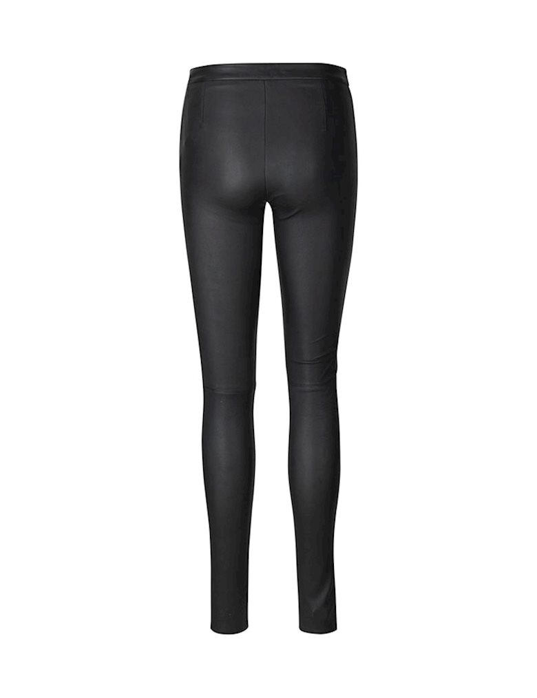 MBYM pantalon en cuir boss bonnie-2