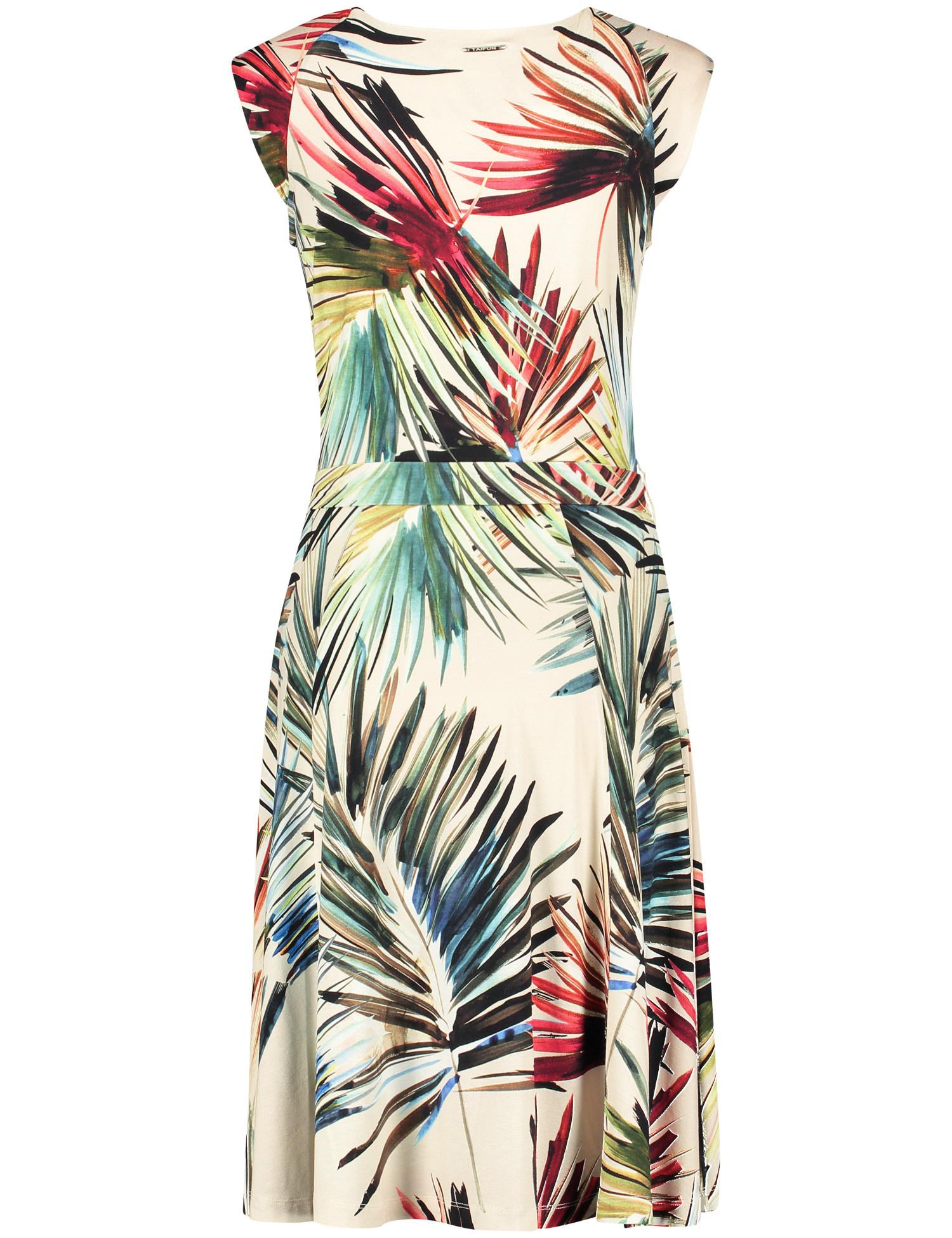 TAIFUN robe imprimé-2