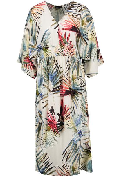 TAIFUN robe longue imprimé