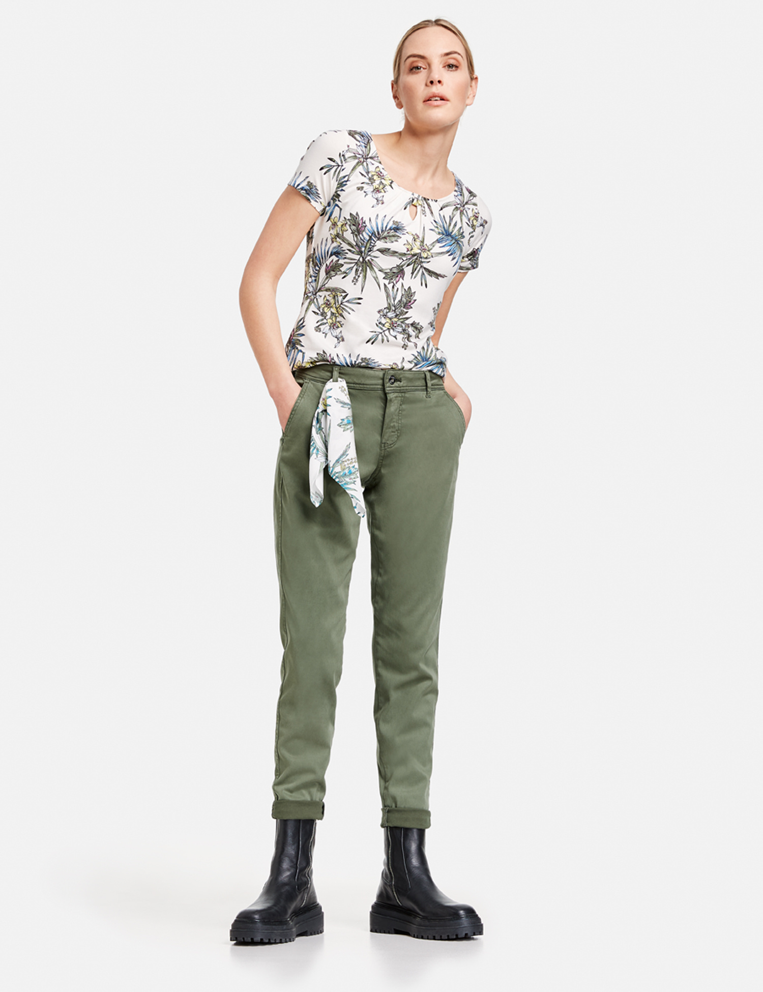 TAIFUN pantalon chino-2