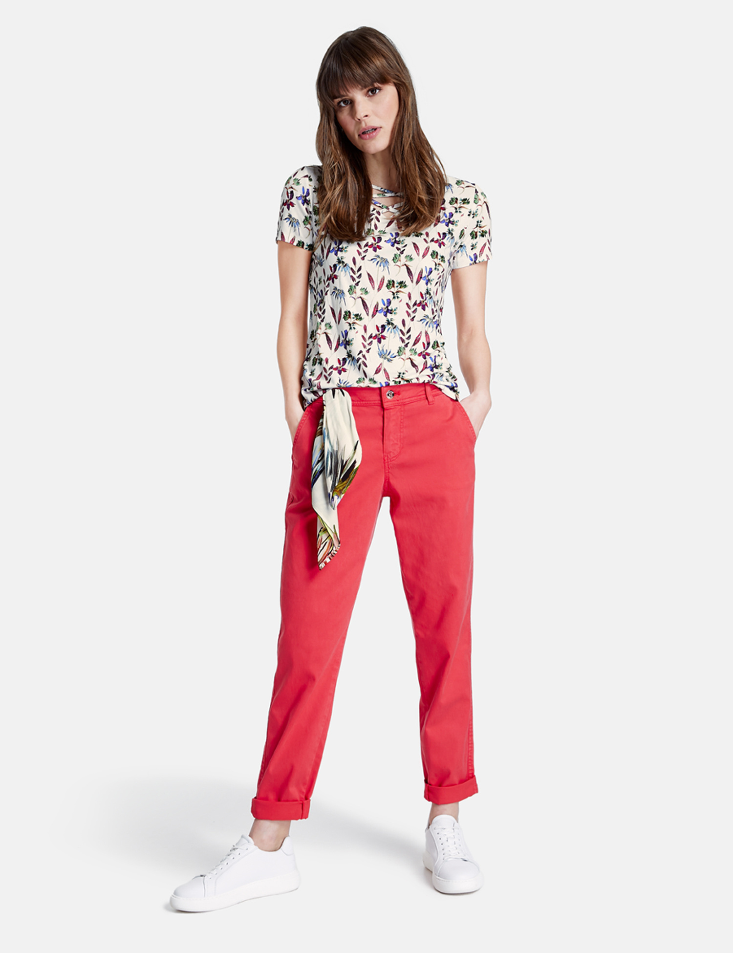 TAIFUN pantalon chino-5