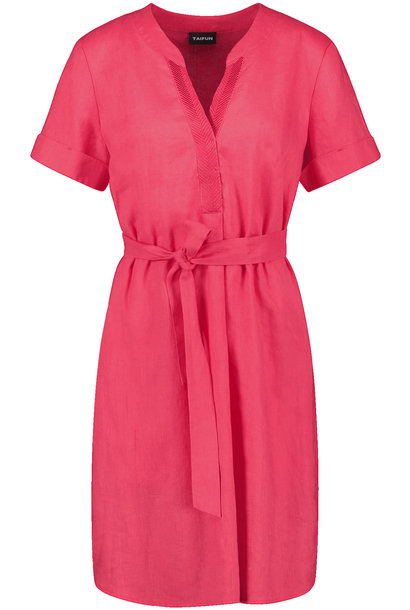 TAIFUN robe en lin