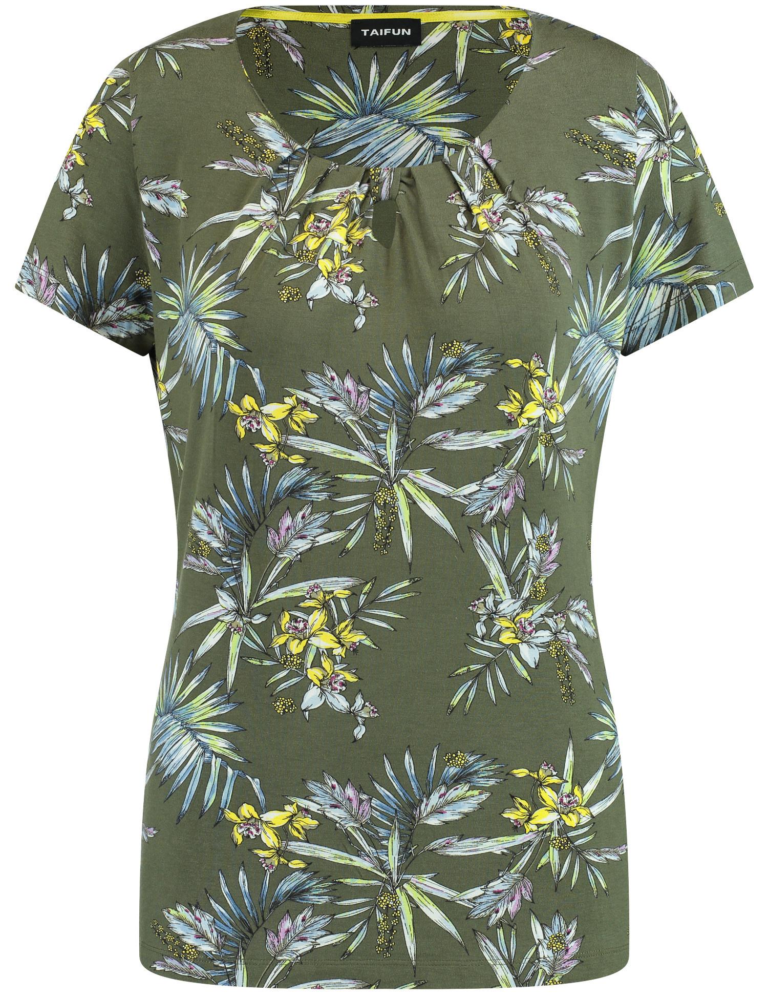 TAIFUN t-shirt imprimé-1