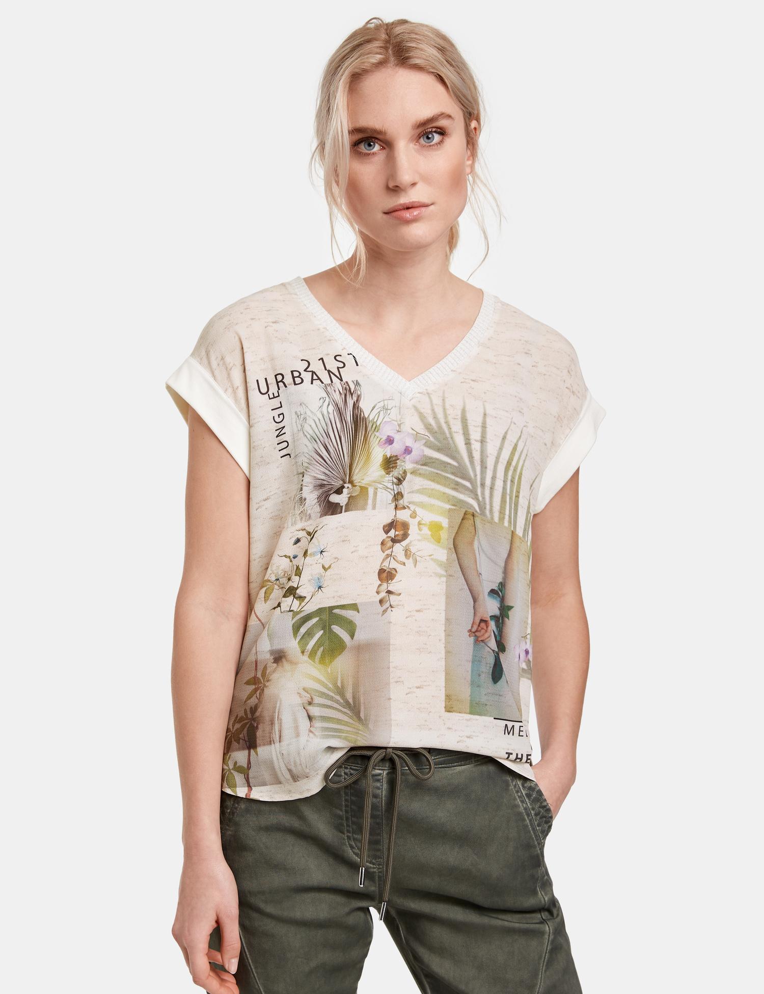 TAIFUN t-shirt en v-2