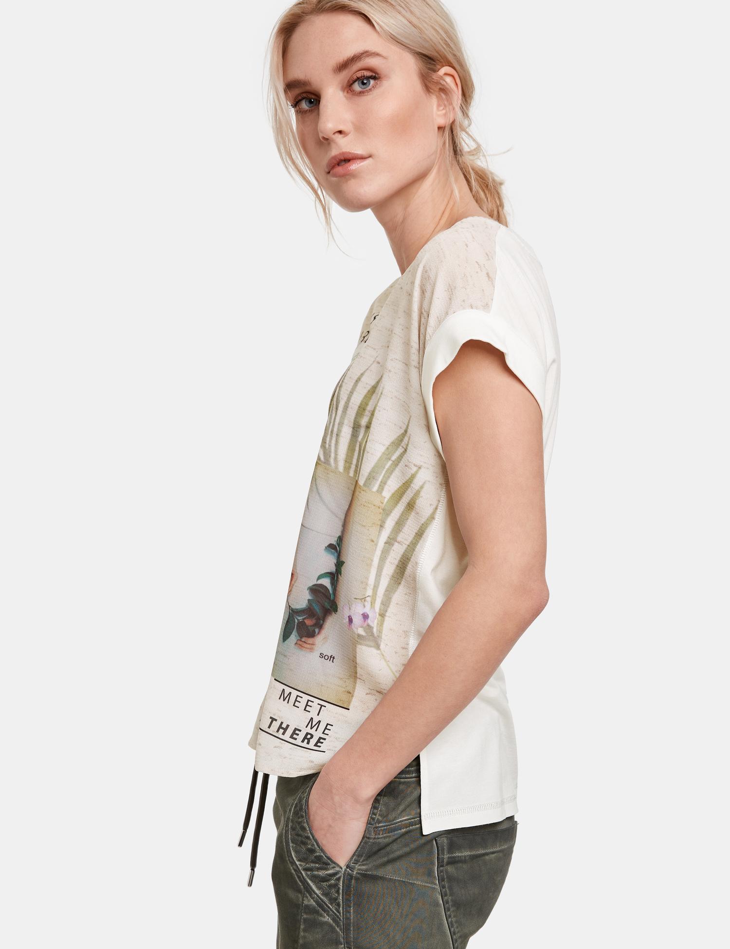 TAIFUN t-shirt en v-4