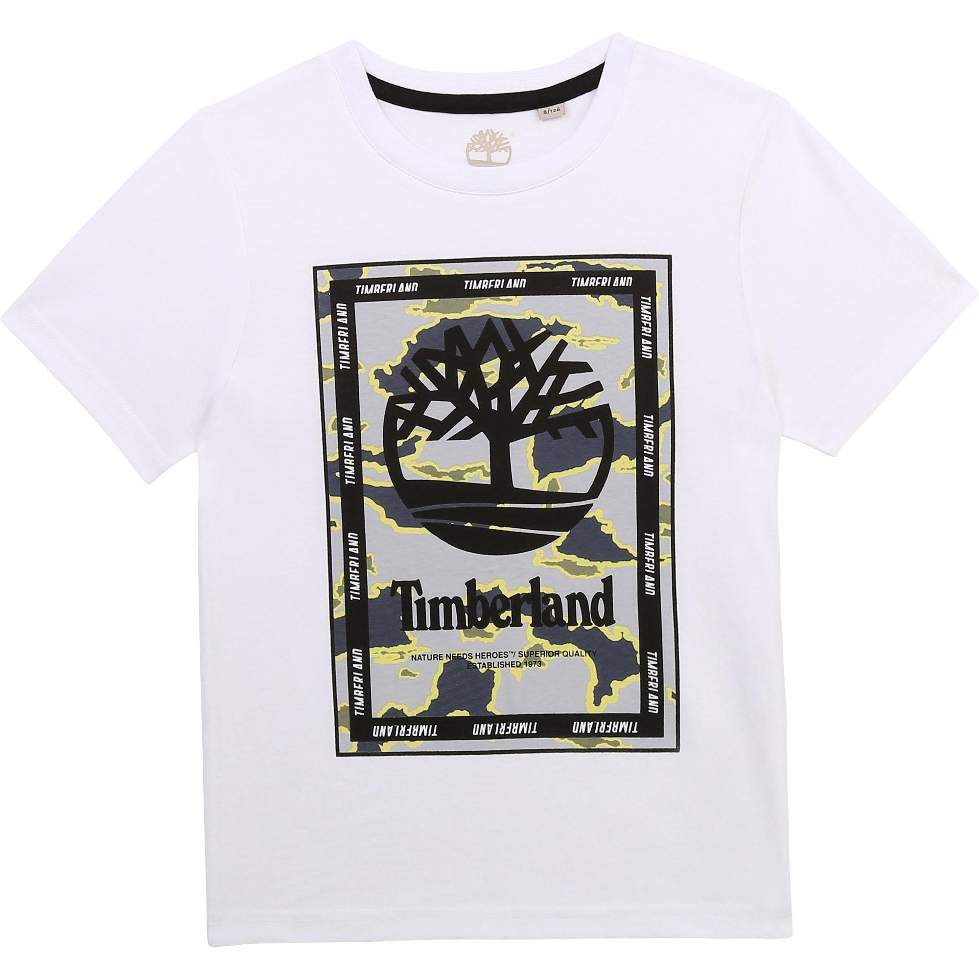 TIMBERLAND t-shirt-1