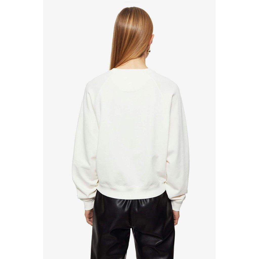 Sweat-shirt blanc Arlo-2