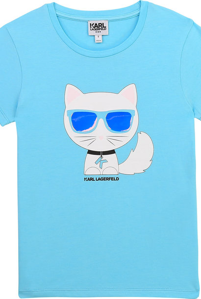 KARL LAGERFELD KIDS t-shirt fantaisie