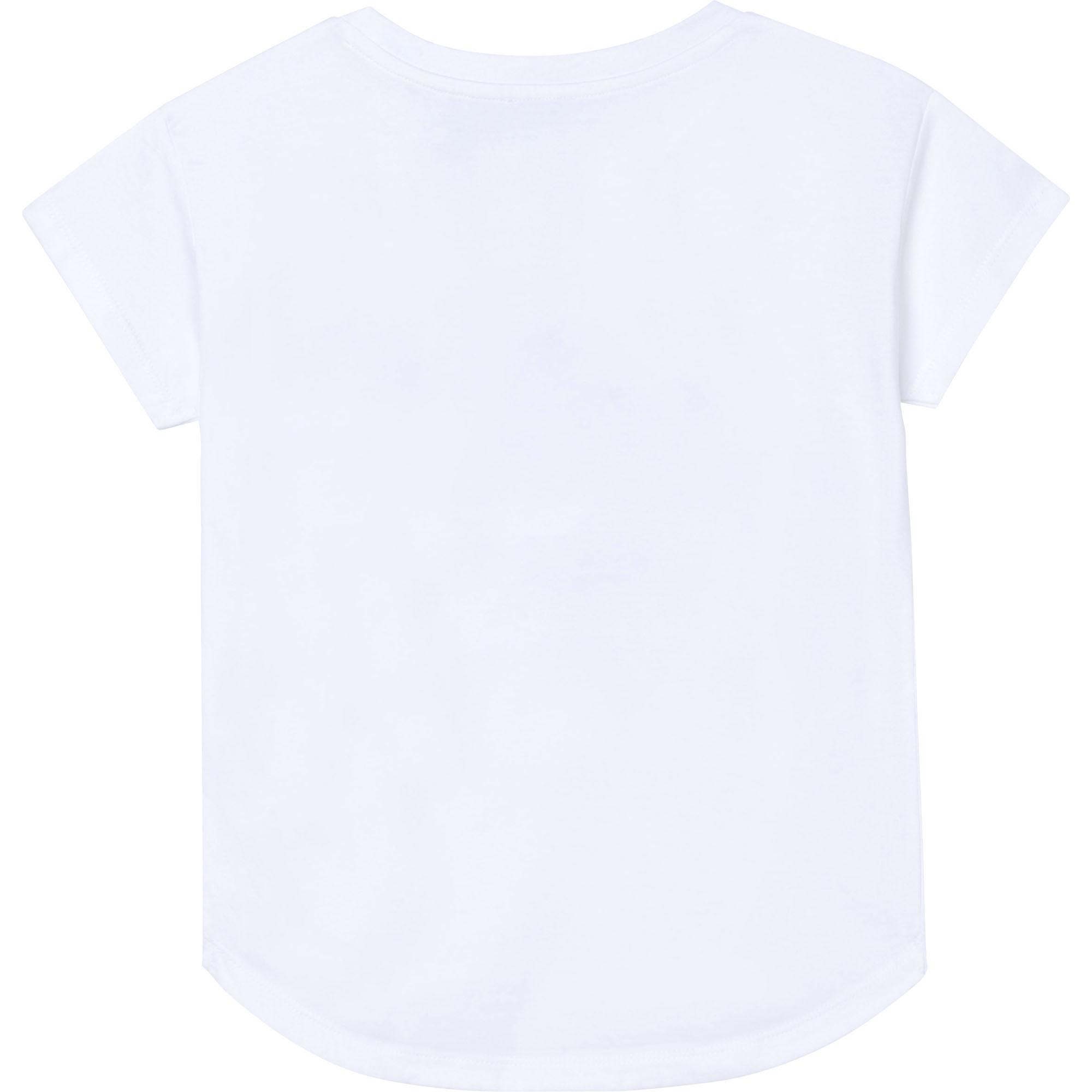KARL LAGERFELD KIDS  t-shirt en jersey-3