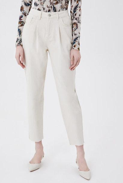 LIUJO Pantalon chino taille haute