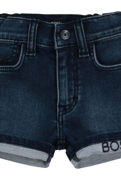 BOSS bermuda en jean