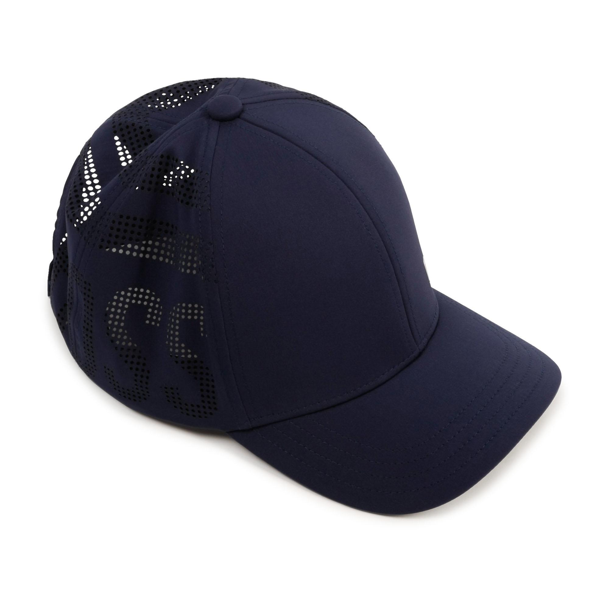 BOSS  casquette à scratch-3