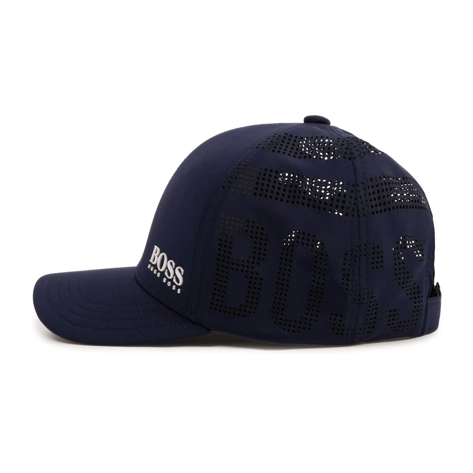BOSS  casquette à scratch-4