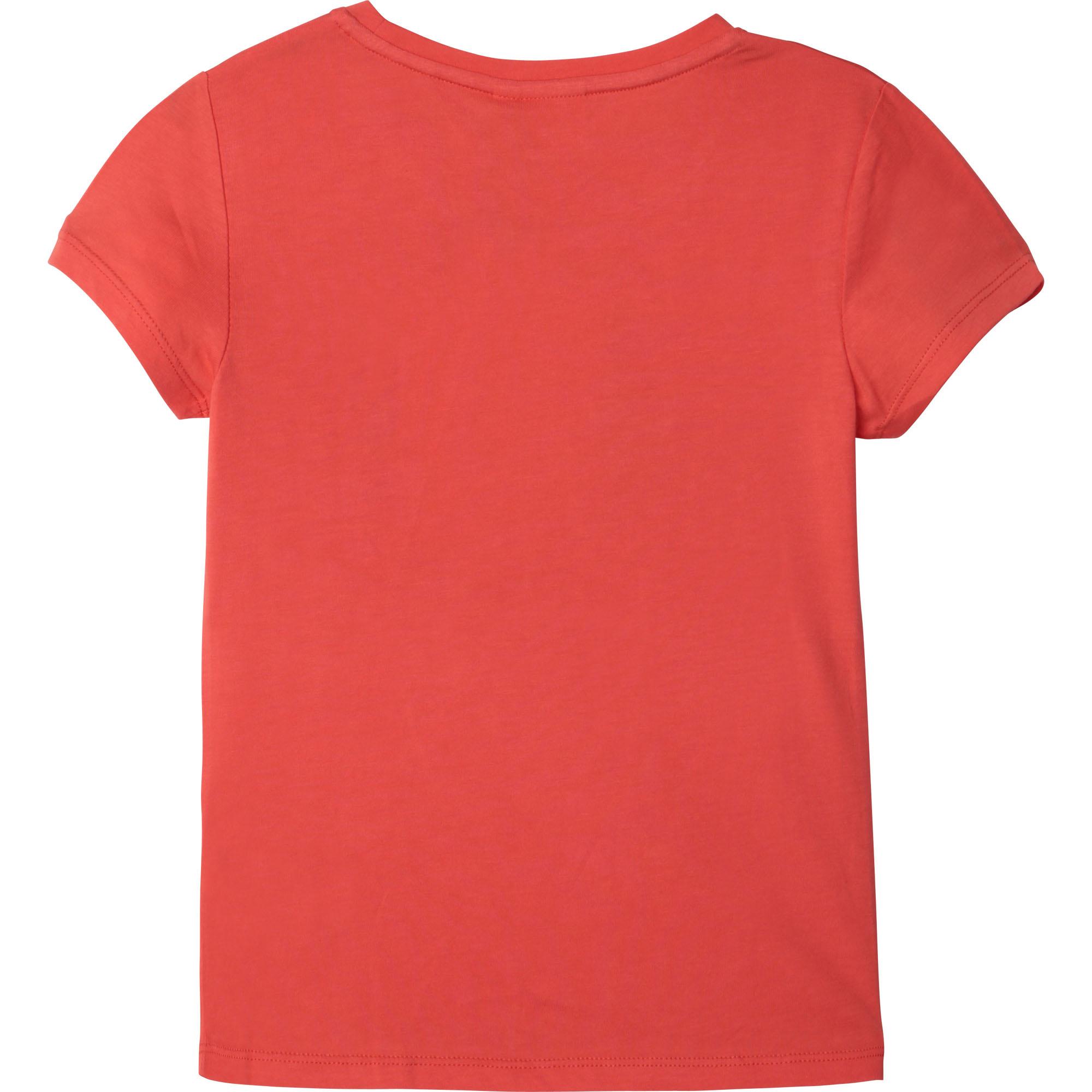 BOSS t-shirt en coton-4