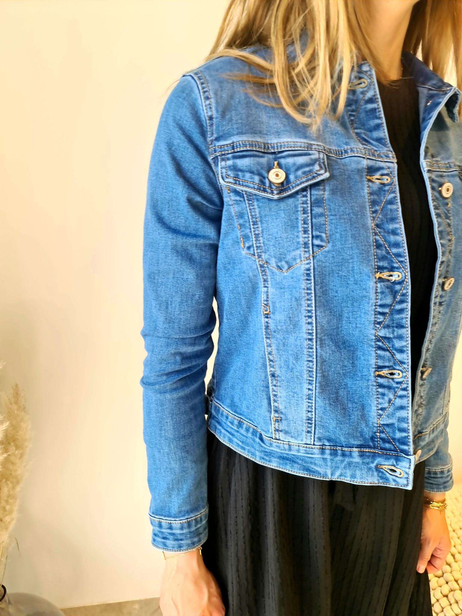 VALENCE veste bleu-3