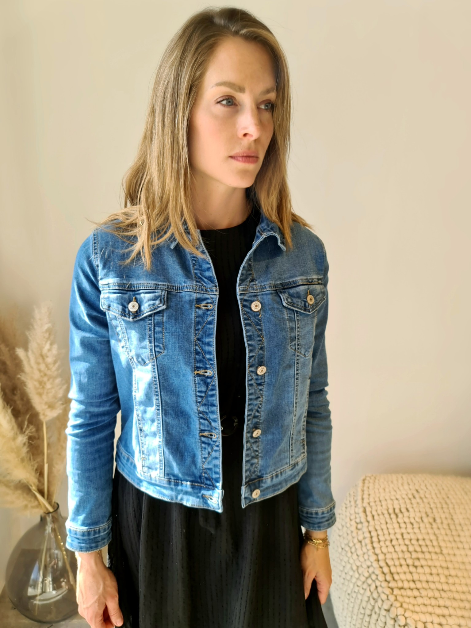 VALENCE veste bleue-2