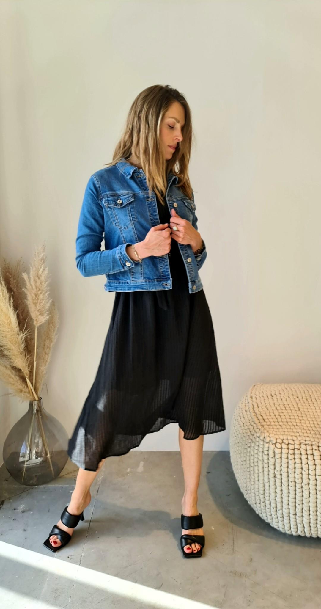 VALENCE veste bleue-4