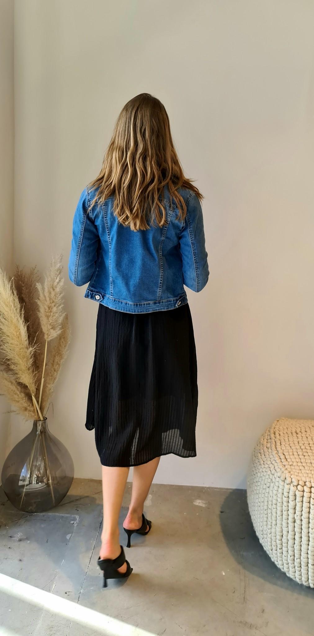 VALENCE veste bleue-5