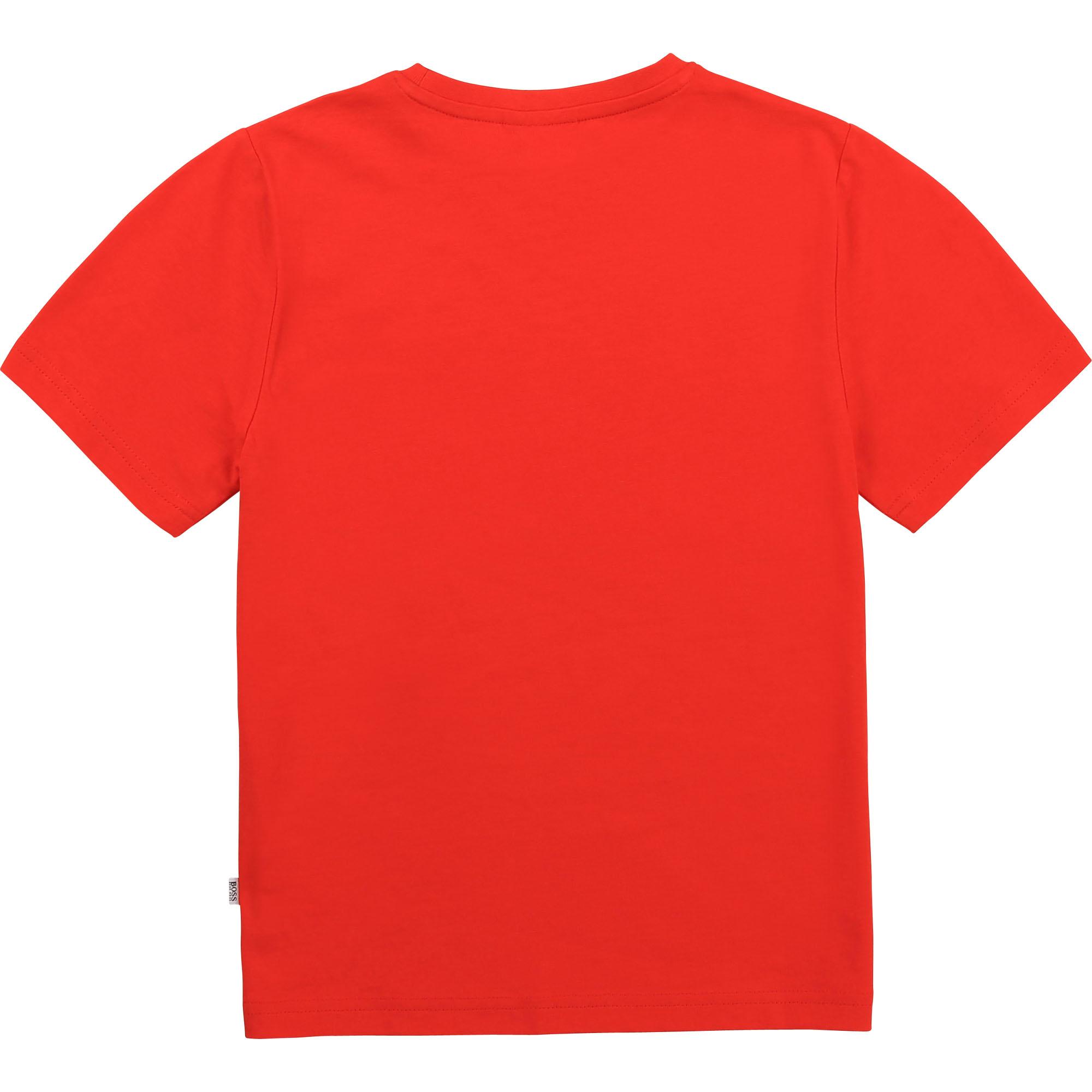 BOSS t-shirt-4