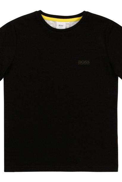 BOSS t-shirt avec le logo devant