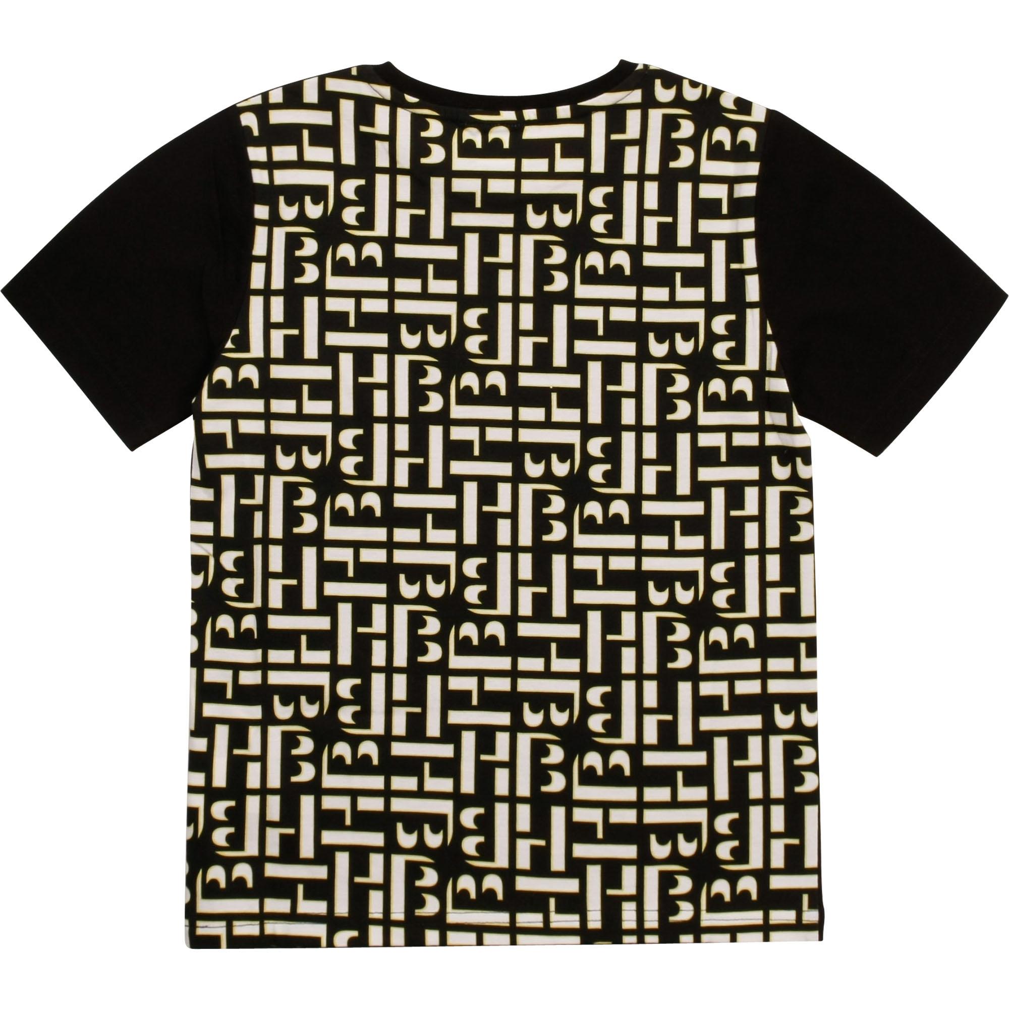 BOSS t-shirt avec le logo devant-2